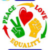 Peace Love Equality svg